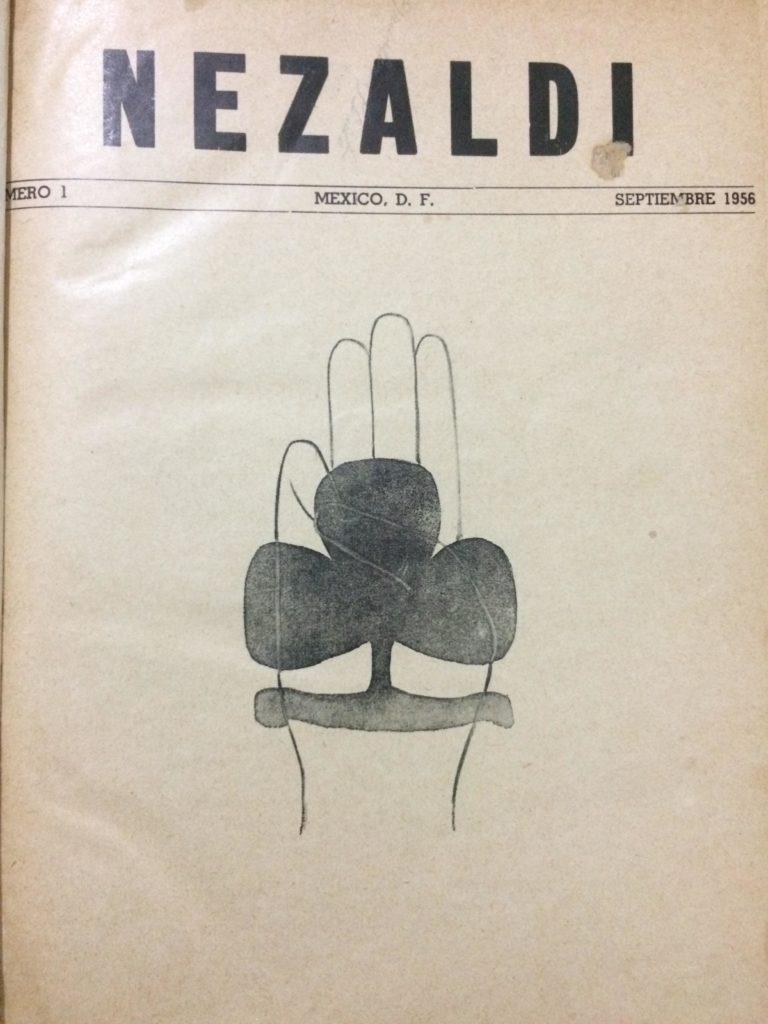 Portada Nezaldi No. 1 1956