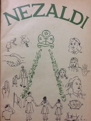 Portada Nezaldi No. 2, diciembre 1956 - febrero 1957